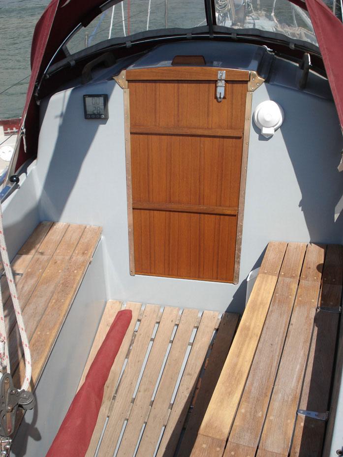 Cockpit Lottie S Log