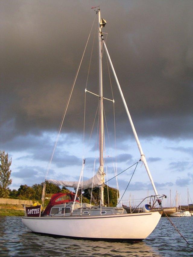 lottie old mast