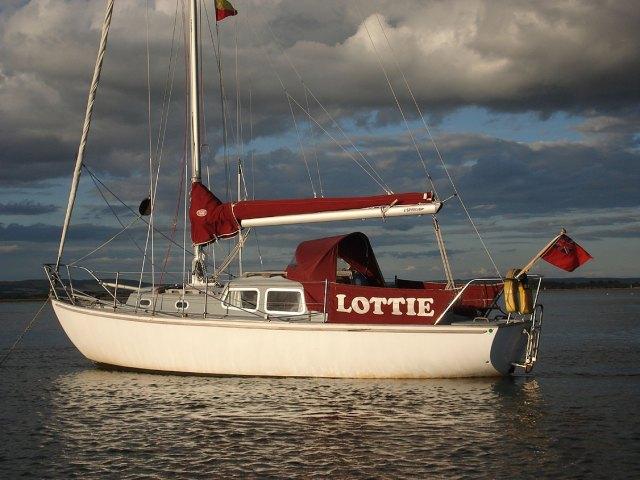 at anchor Pilsea